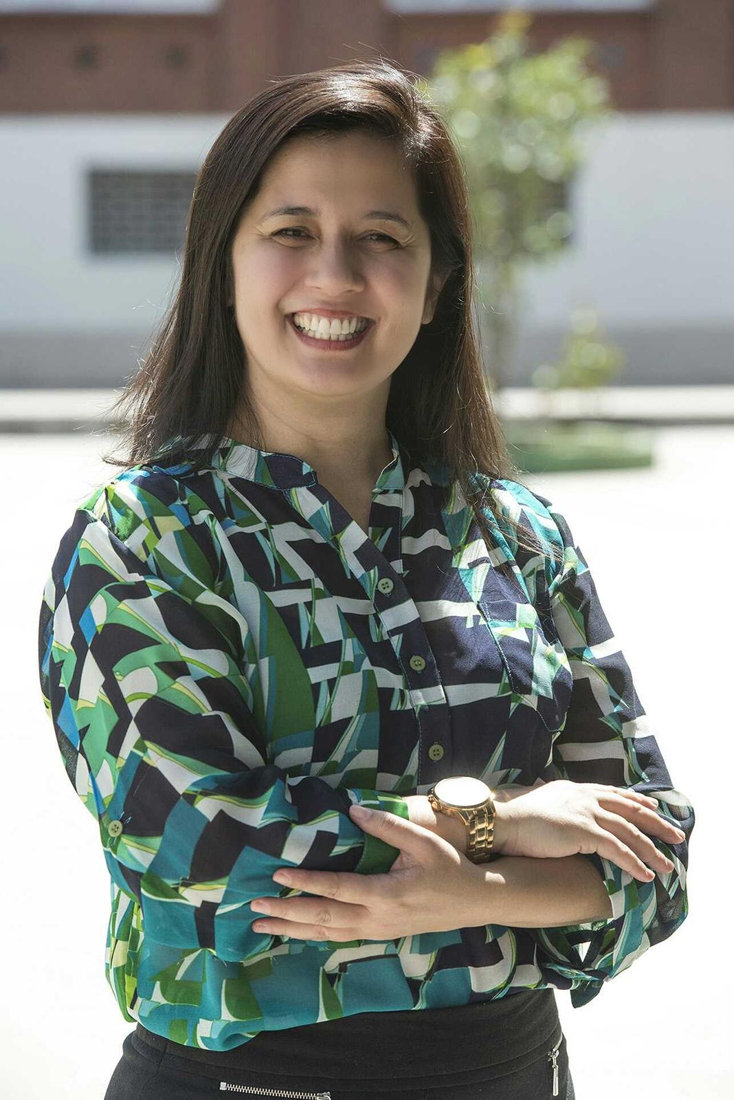 Adriana Leico Oda - Presidente